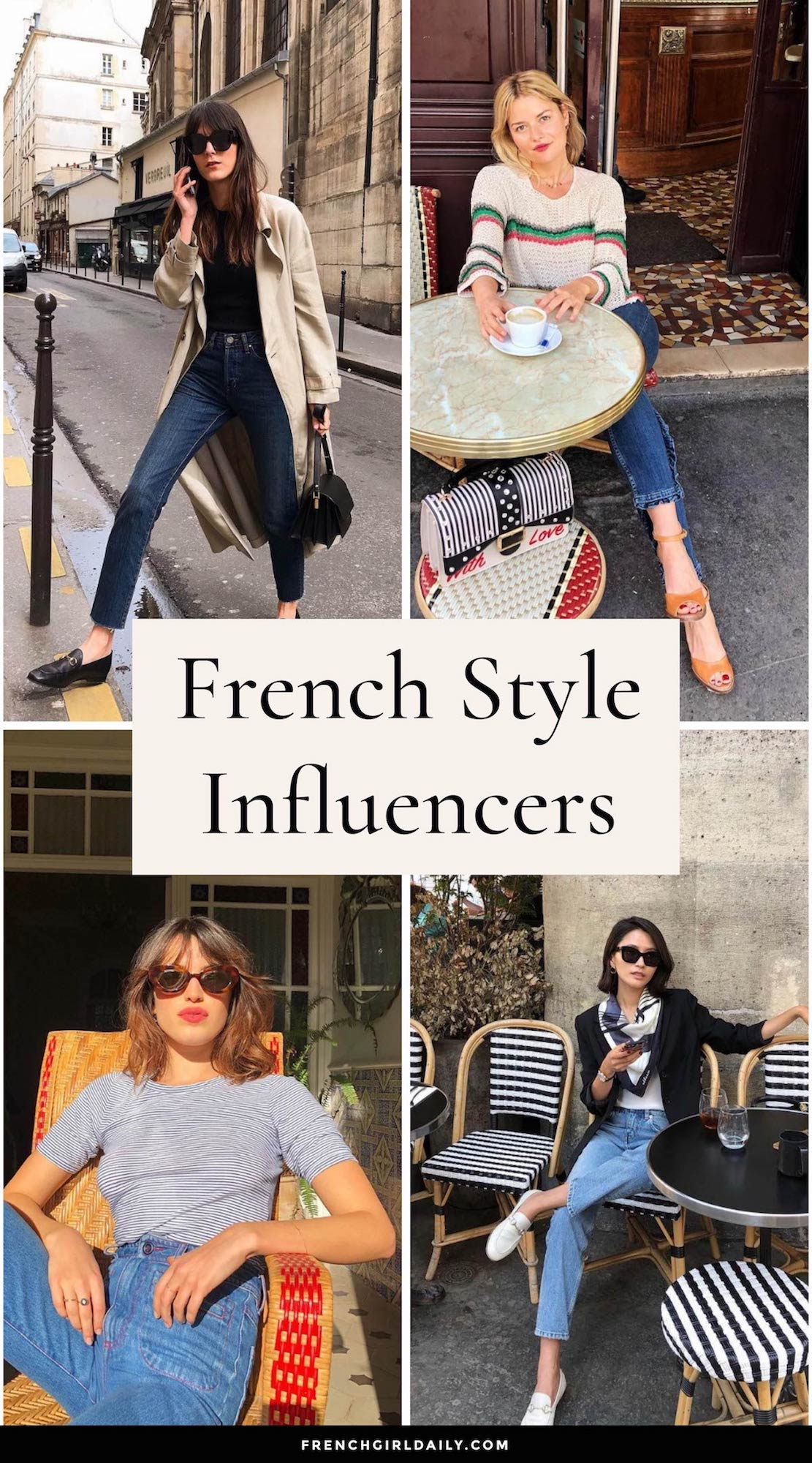 French Style Influencers