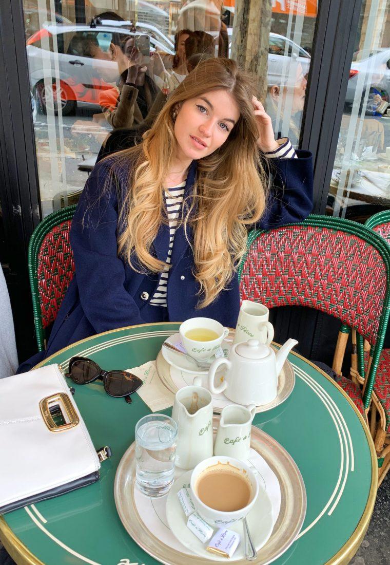 Le French Girl Style de… Constance Arnoult