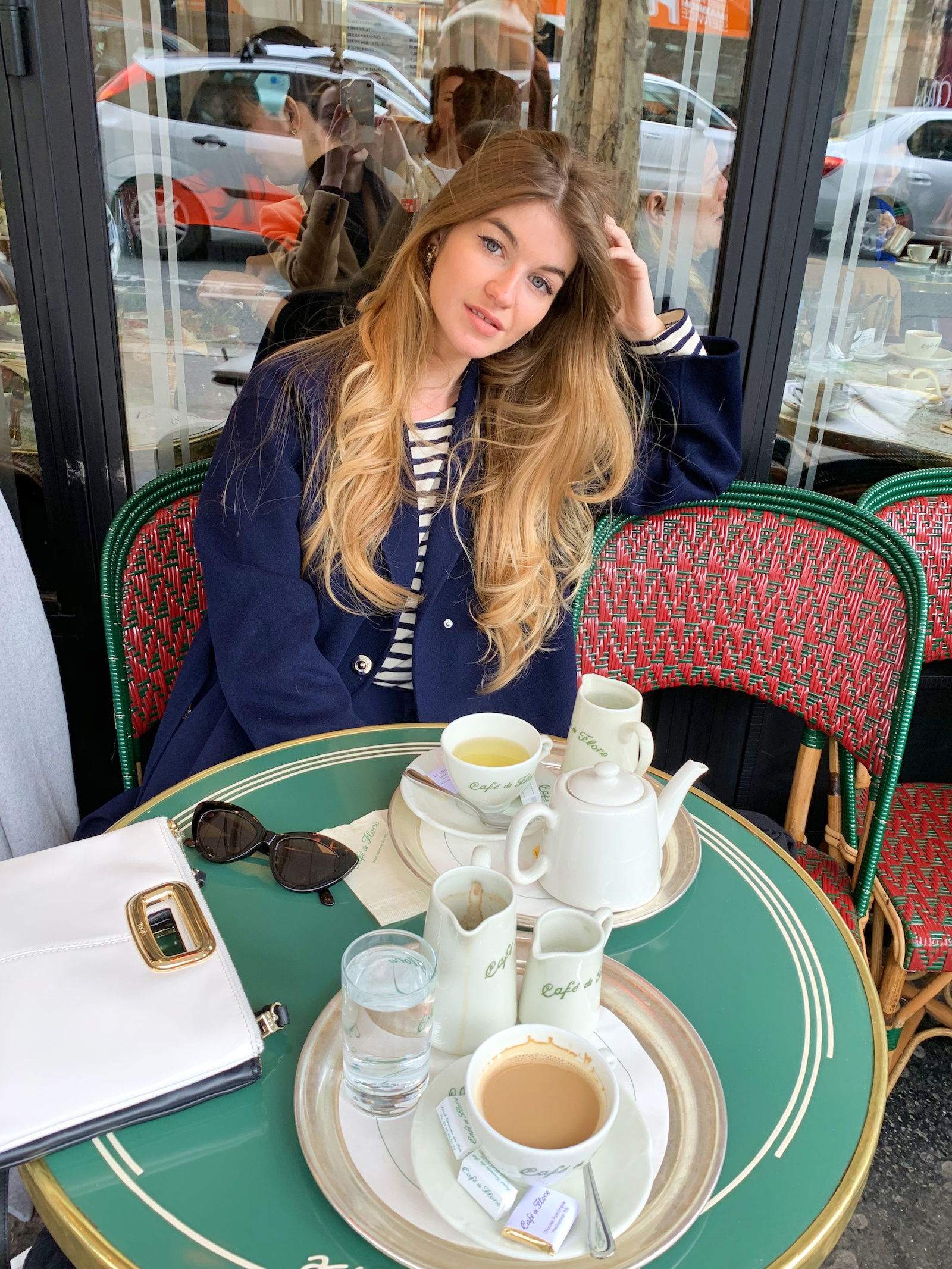 Constance Arnoult – French girl beauty and style tips