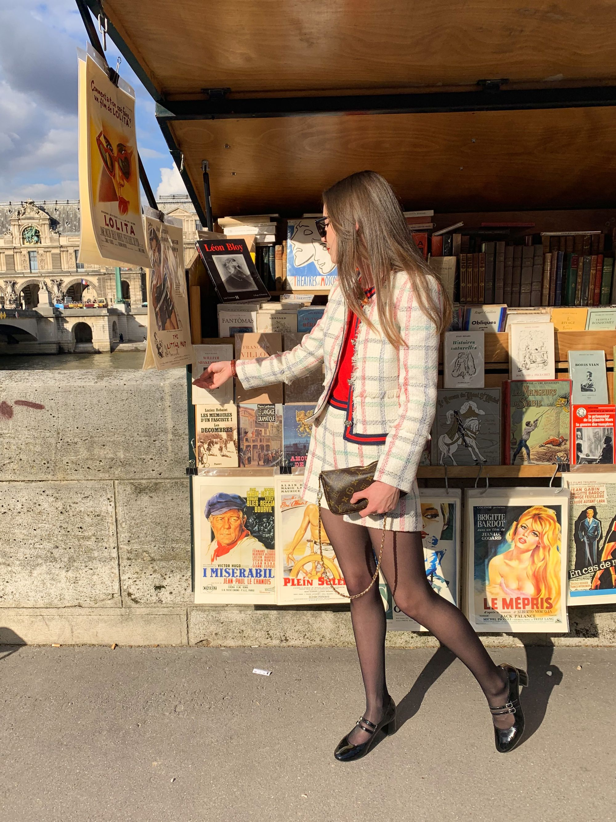 Léa-Elisabeth French Girl Style