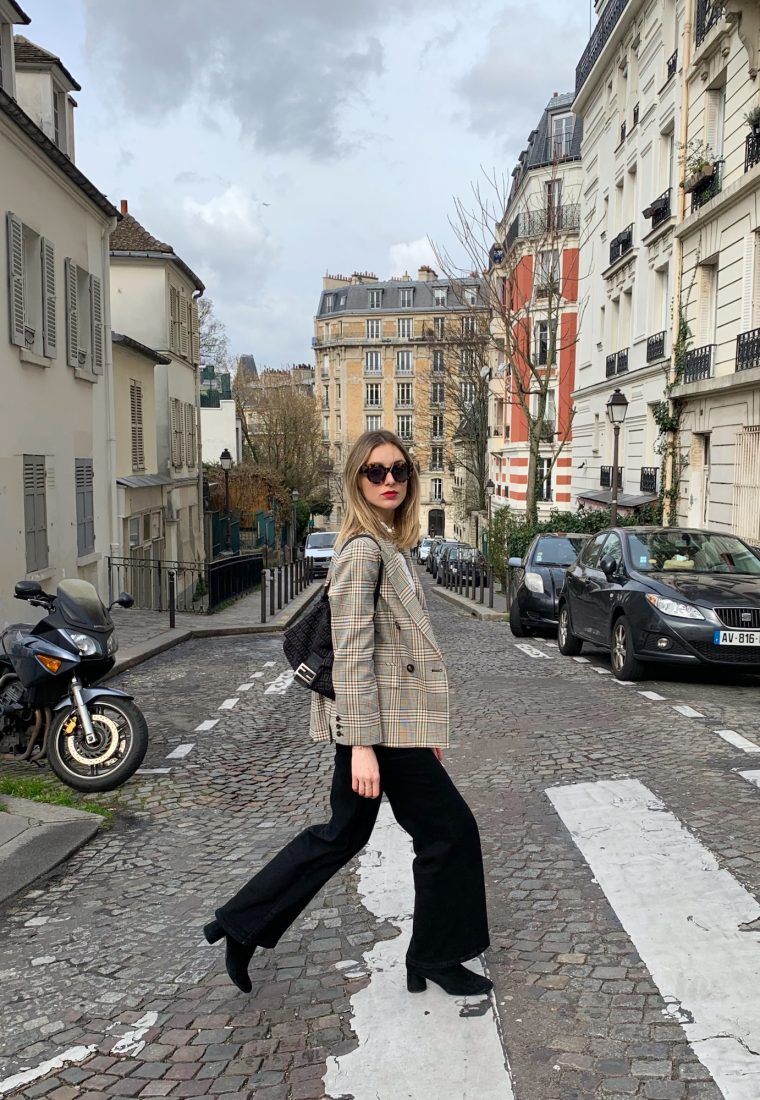 Le French Girl Style de… Lucie Rose Mahé