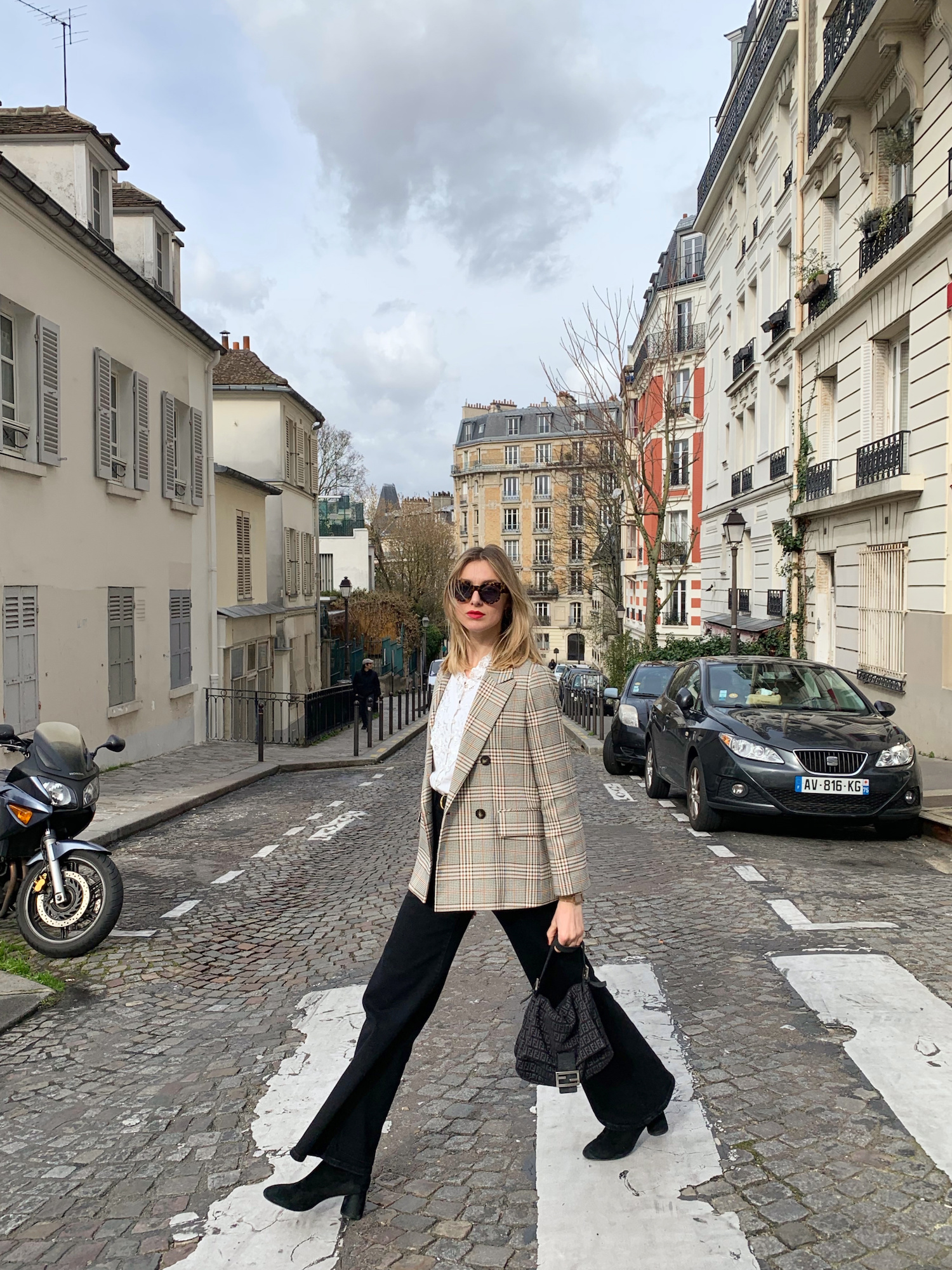 Lucie Rose Mahé, French girl style, Parisian Style