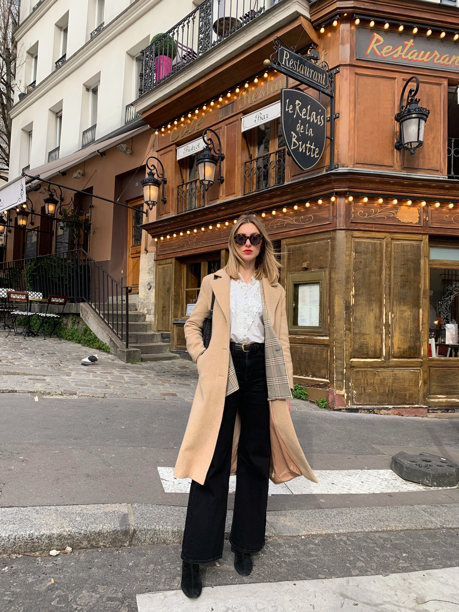 Lucie Rose Mahé, French Girl Style, Founder of Gavroche Vintage in Paris