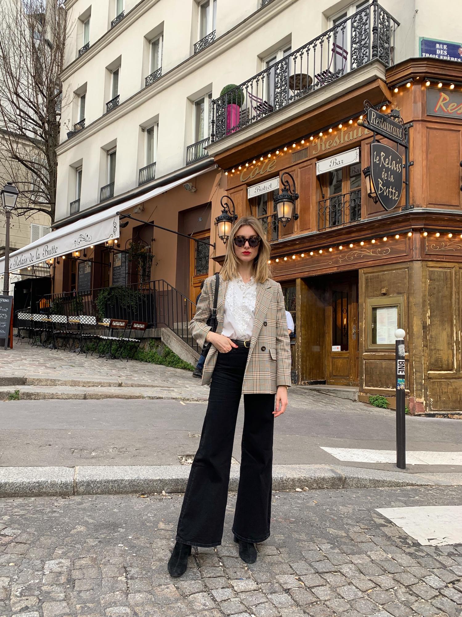 Lucie Rose Mahé, Parisian Girl Style