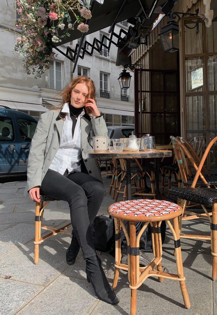 Le French Girl Style de… Rachelle Cunningham