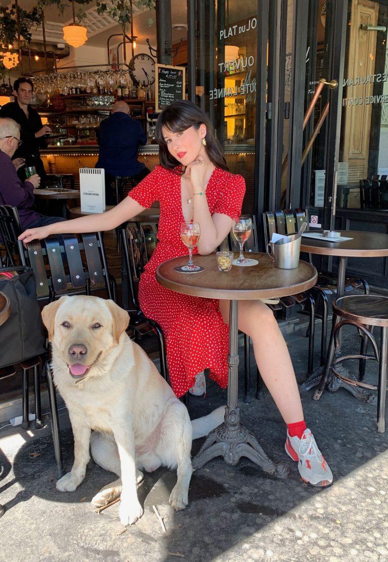 Le French Girl Style de… Clara Prando