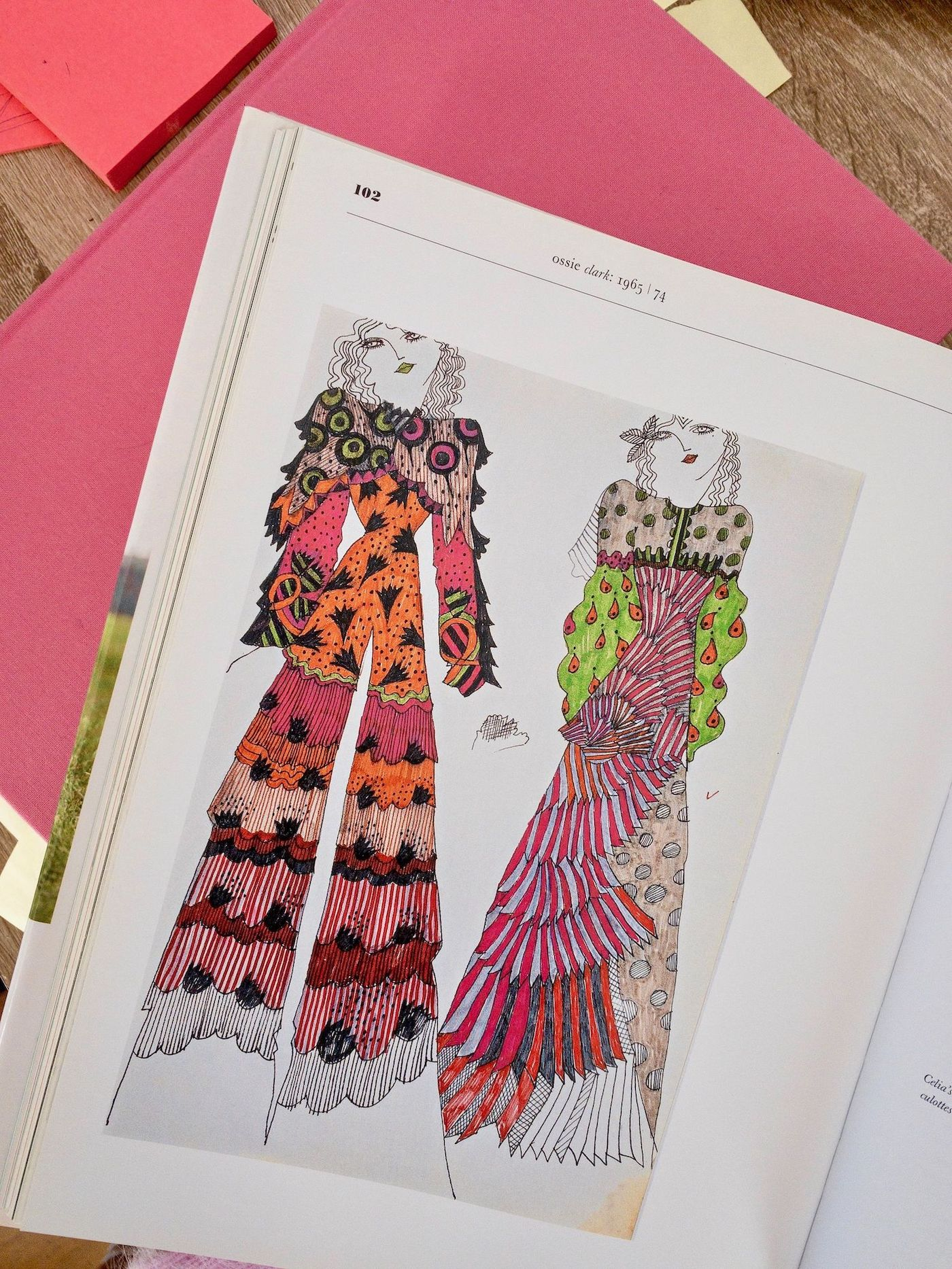 Mirae Atelier Book Inspiration Drawings