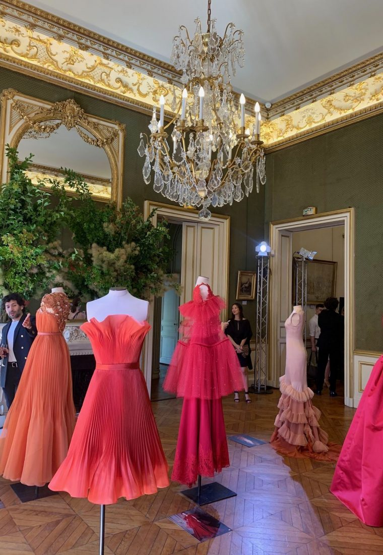 Alexis Mabille AW19 Haute Couture