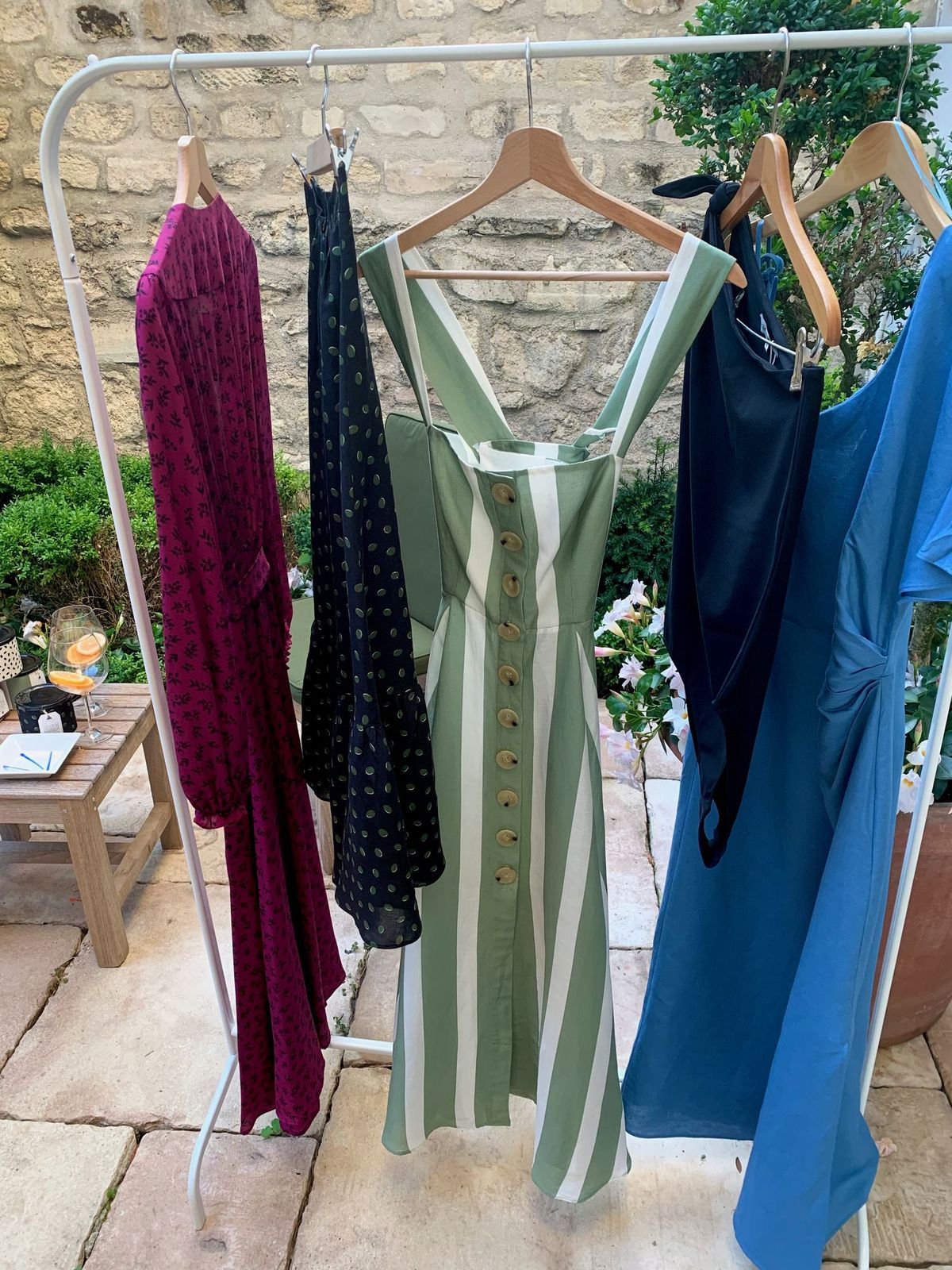 Mirae x Mimi Thorisson collaboration dresses