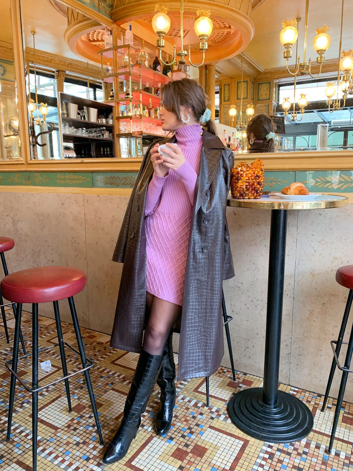French girl style Alice Violier, Créatrice de Moune