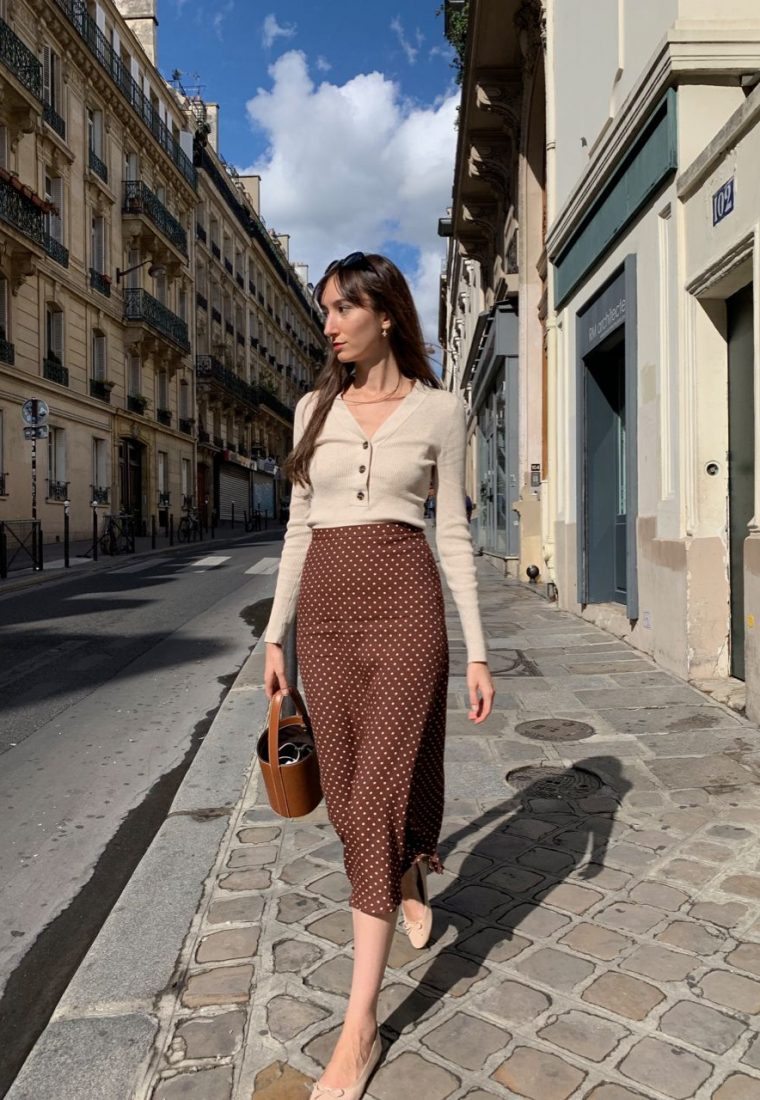 Early Fall Parisian Looks
