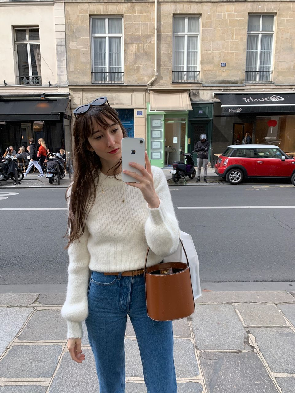 Early Fall Parisian Looks - Samsoe Samsoe