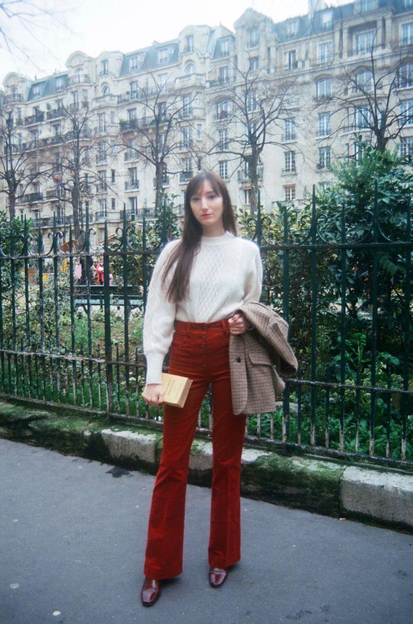 Nathalie Dumeix Joplin Pant 7