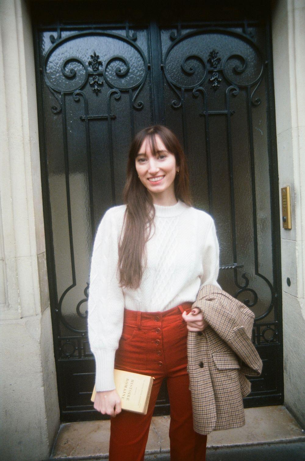 Nathalie Dumeix Joplin Pant 8