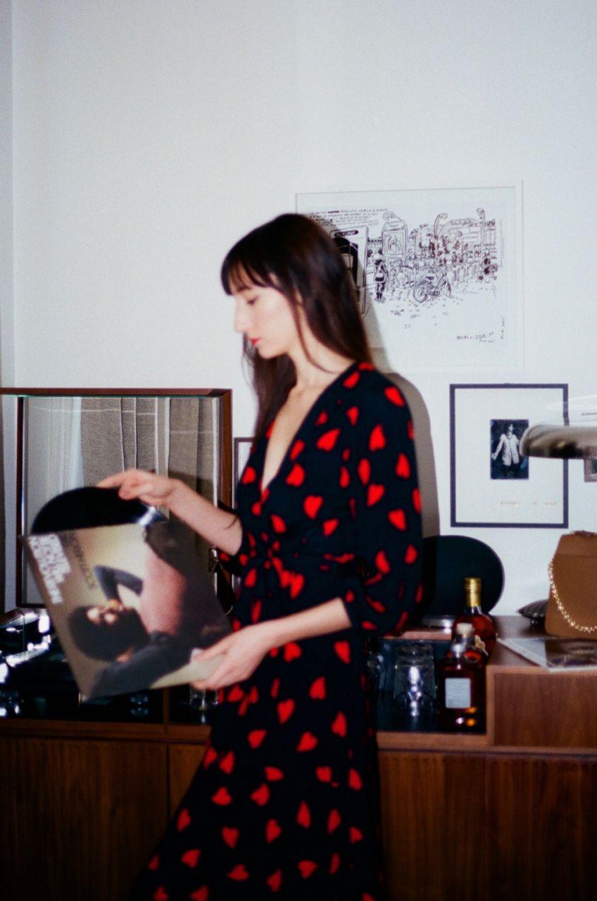 Mirae Victoria Dress Parisian Valentine's Day_9